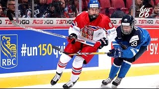 Martin Nečas - 2017 IIHF WJC Highlights