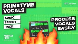 Remix Ableton Vocals With 1 Plugin - Primetyme Vocals