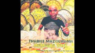 Thabile Mazolwana - Mampara Week (Clips)