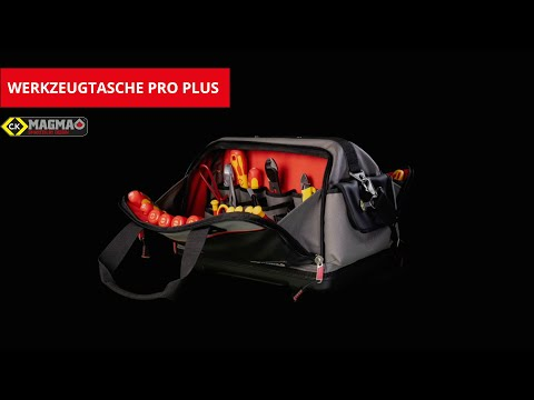 Werkzeugtasche Pro Plus Von C.K Magma