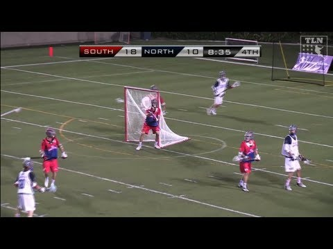 Unbelievable Lacrosse Behind the Back Fake and Goal | Hopkins Lacrosse Commit Wilkins Dismuke