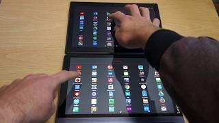 Lenovo Tab 4 Plus VS. Lenovo Yoga Tab 3 Plus  AnTu Tu Benchmark