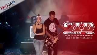 Download lagu SUPERMAN IS DEAD - SUNSET DI TANAH ANARKI LIVE SURABAYA 2016