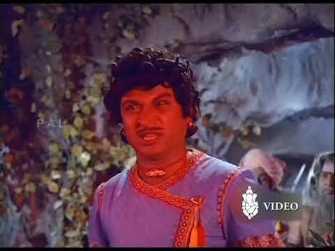 ಮಯೂರ ಚಿತ್ರದ ಸೂಪರ್ ದ್ರಶ್ಯ - Rajkumar Powerfull dialogue about Kannadigas - Mayura Movie Scene