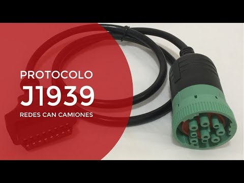 Redes CAN Camiones SAE J1939