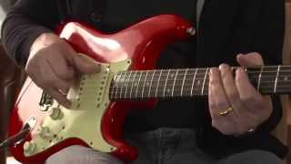 Mark Knopfler - Sultans of Swing  (Fender Stratocaster)