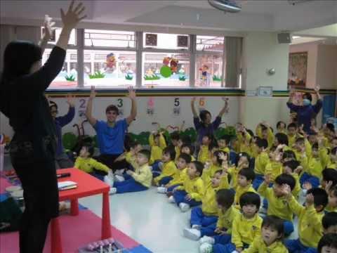香港基督教女青年會紹邦幼兒學校十周年回顧 - YouTube