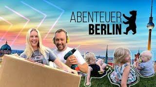 Wir haben die Zusage! 😭 | Die ersten Kartons packen | Folge 1 | Abenteuer Berlin