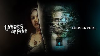 PS4 Games | Layers of Fear & Observer Bundle - Launch Trailer
