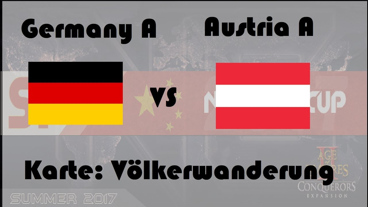 Deutschland Vs österreich