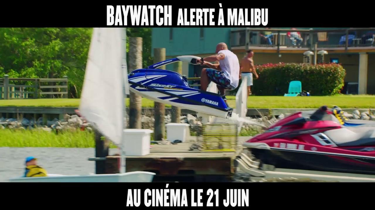 BAYWATCH – ALERTE À MALIBU - TV SPOT Elite (VF)  [au cinéma le 21 juin 2017]