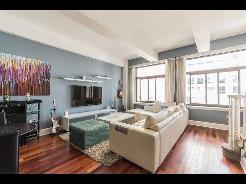 A Sky-High Center City Penthouse Residence in The Ellington