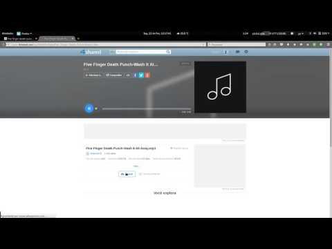 Baixar MP3 pelo 4shared