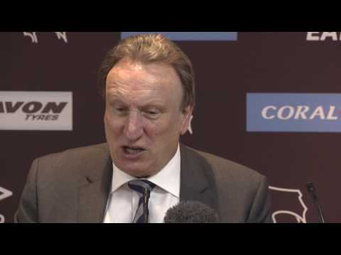 REACTION: DERBY COUNTY 3-4 CARDIFF CITY