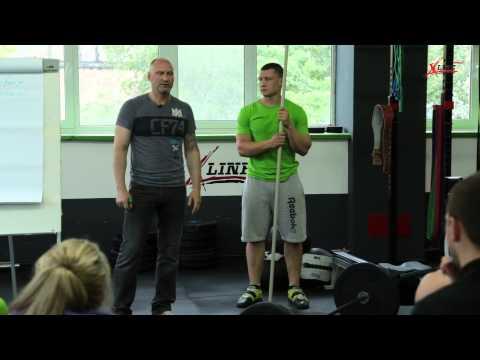 9 основных упражнений кроссфита (Basic Crossfit Exercises )- Сергей Романюк и Александр Лой