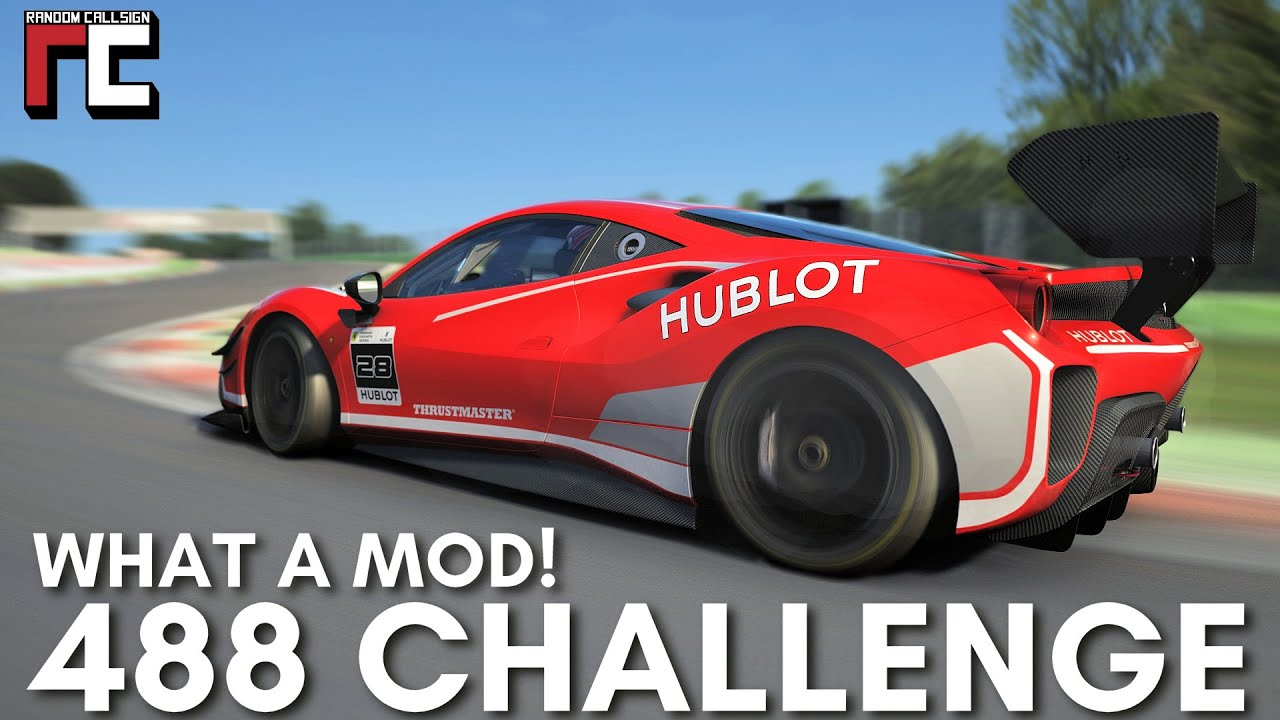 Video: One of the best Assetto Corsa mods ever!