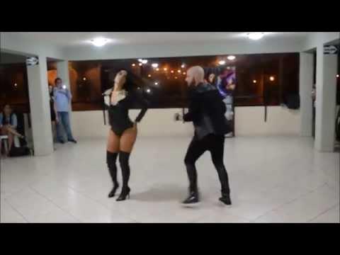 "Odio - Romeo Santos / Ataca & La Alemana ""Perú Bachata Festival"""