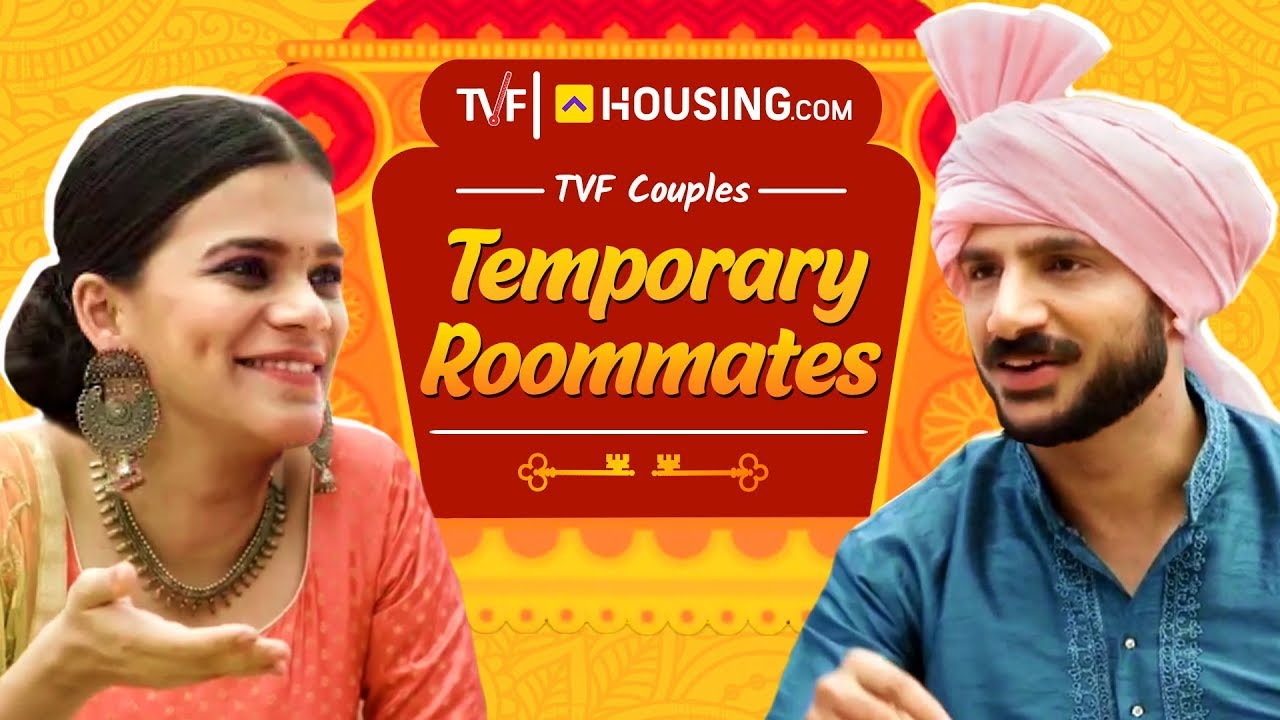 TVF Couples | Temporary Roommates