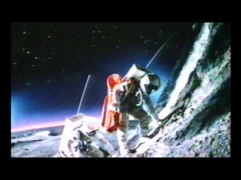 British Airways 'outer Space'  TV Commercial from 1984