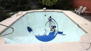 Pool Illusion Rewind! ft. Cue (kitty cat)