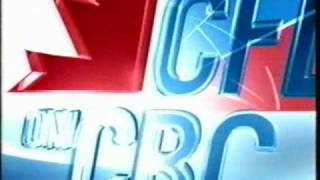 CFL on CBC '04