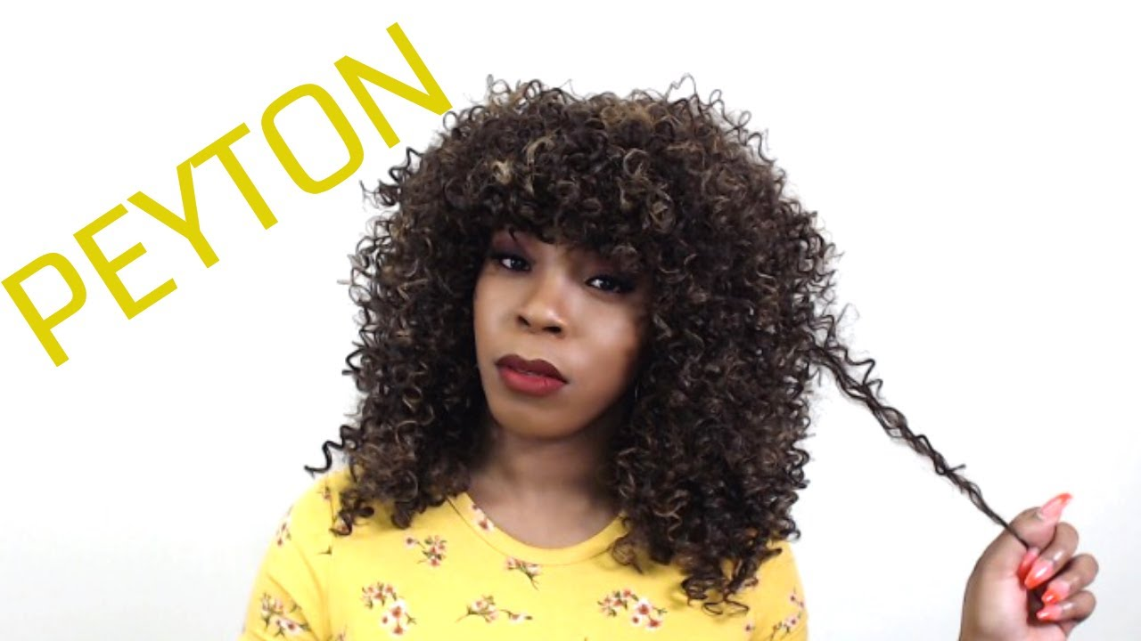 75bdd1cb6a0 Outre Synthetic Full Cap Wig Quick Weave Complete Cap - PEYTON  -- WIGTYPES.COM