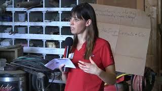 Hanna Poffenbarger - PFI Field Day - Rosmann Family Farms