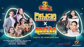 Download HAPPY ANNYVERSARY KE. 3 NEW FELICIA