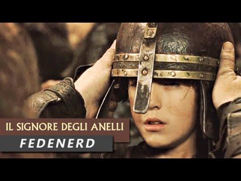 Il Signore degli Anelli: il Ritorno del Re - trailer ita 1080 HD