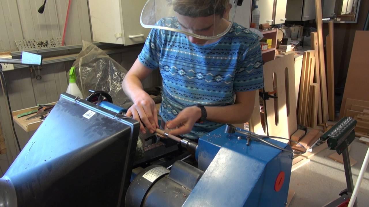 Gideon Pen Turner - Making Pens