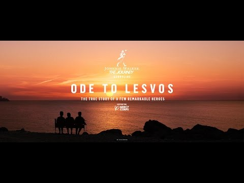 Ode to #Lesvos, #JohnnieWalkerTheJourney | #KeepWalking