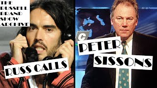 Peter Sissons Interview | The Russell Brand Show