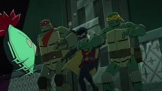 Trouble at Arkham Asylum [Part 2] | Batman vs Teenage Mutant Ninja Turtles