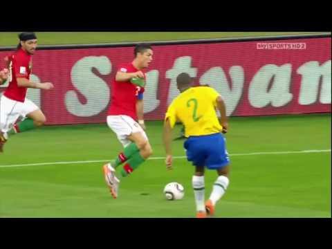 Cristiano Ronaldo - testado ao limite com SMARTSPEED