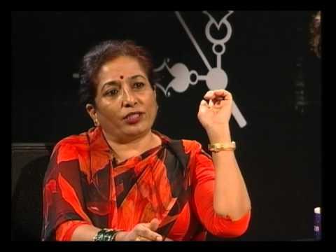 HE  Maya Kumari Sharma, Nepali Ambassador to Qatar in TOUGH talk with Dil  Bhusan Pathak - 60