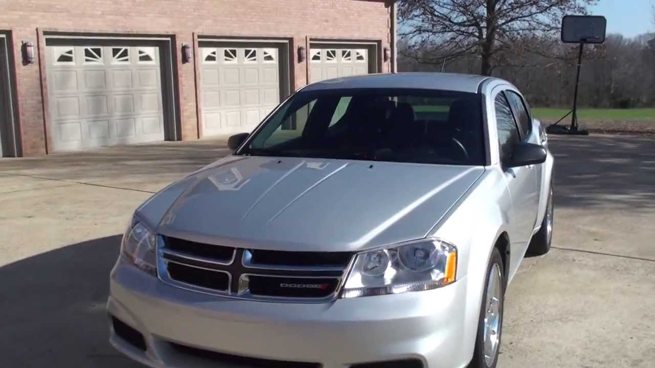 HD VIDEO 2012 DODGE AVENGER SPORT SEDAN FOR SALE SEE WWW