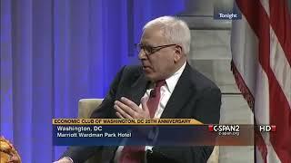 David Rubenstein interview with Warren Buffet