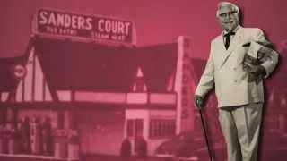 W wieku 65 lat zakłada sieć barów KFC i osiąga sukces. [ BizSylwetki ]