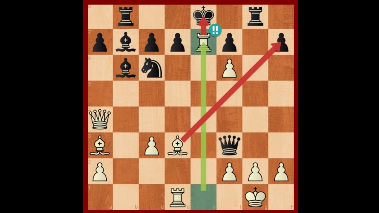 """Download Most Beautiful Chess Game Ever Played - """"The Evergreen Game""""  Chess Strategies #shorts"""