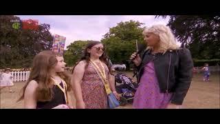 KATIE THISTLETON AT THE CBBC SUMMER SOCIAL