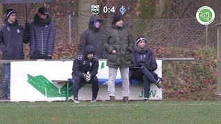 3Ecken1Elfer - Spvgg 05 Oberrad vs. SV Waldhof Mannheim