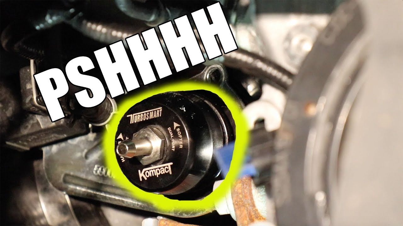 How to Install Turbosmart BOV on a Focus ST!