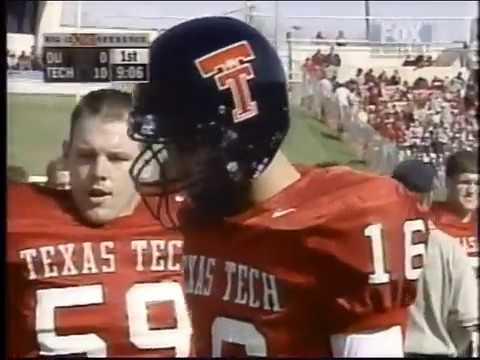 1999 Oklahoma vs Texas Tech