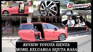 Toyota Sienta Test Drive aftermarketplus.id