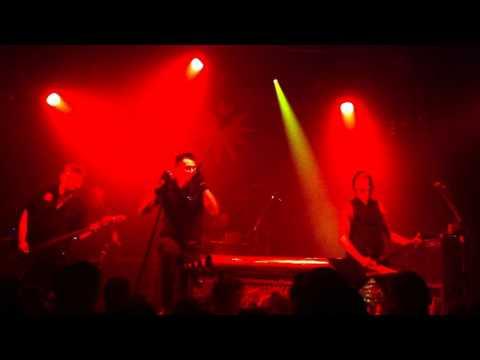 Die Krupps @ Divan du Monde (Paris), le 22 Avril 2011