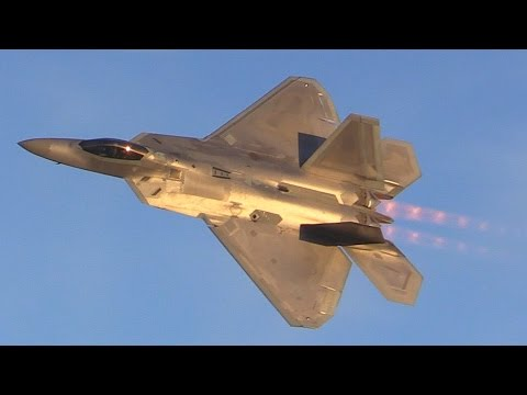 F-22 Raptor Demo TWILIGHT