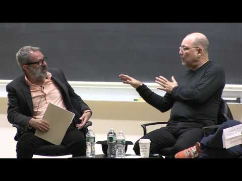 Ruben Blades at Columbia University