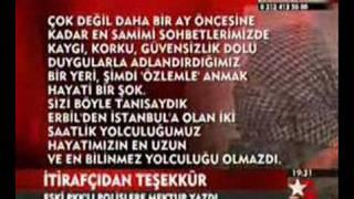 Mektup Pkk Itiraf Yazık Star Tv