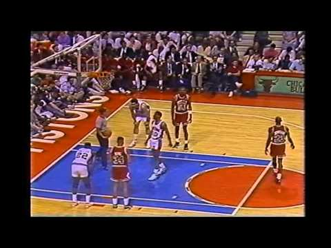 1990 Playoffs: Michael Jordan