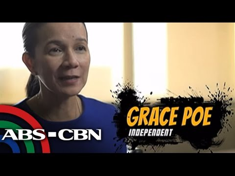 TV Patrol: Sen. Grace Poe, kilalanin